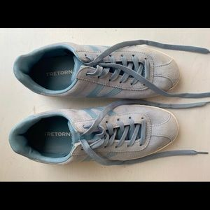 Tretorn Suede Sneakers Size 8.5
